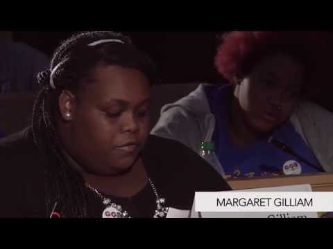 Breaking Silence: A Hearing on Girls of Color - Margaret Gilliam