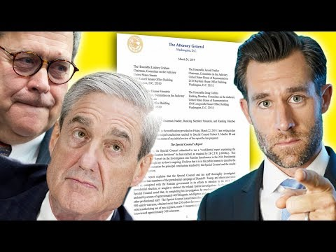 Mueller Report: The 9 Things That Don't Make Sense About the Barr Letter