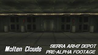 Военная база Сьерра 6 ВП (Sierra Army Depot Pre-Alpha)