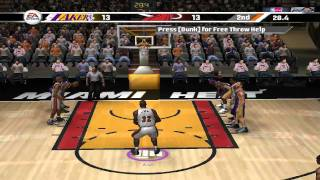NBA LIVE 07 PC Gameplay HD