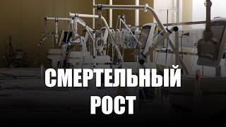 В Калининградской области серьёзно выросла смертность от коронавируса и пневмоний