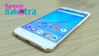 Xiaomi Mi A1 Full Review and Unboxing