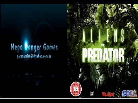 Aliens vs Predator (Marine) Jungle