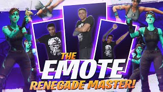 I DID FORTNITE EMOTES IN REAL LIFE??