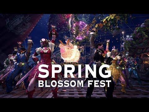 Monster Hunter: World - Spring Blossom Fest thumbnail
