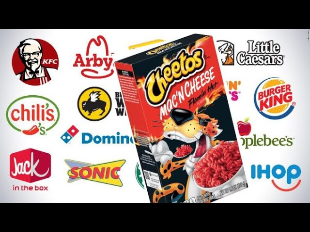 Cheetos Mac n Cheese?! & Our Favorite Fast Food Stops of All Time!