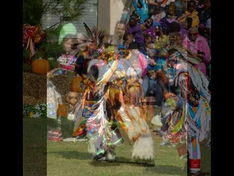 Bluestone Middle School Saponi Pow Wow trip