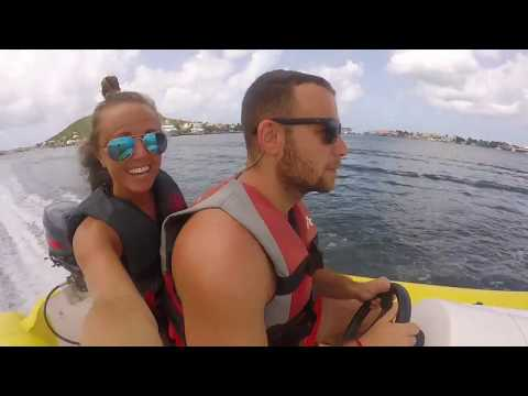 Curacao/St. Maarten Honeymoon Video 2017