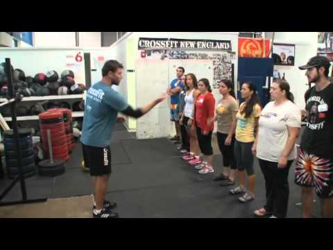 CrossFit Kids Trainer Course: Teaching Tips\