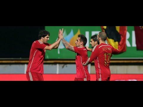 Spain (w) 1-1 Costa Rica (w)