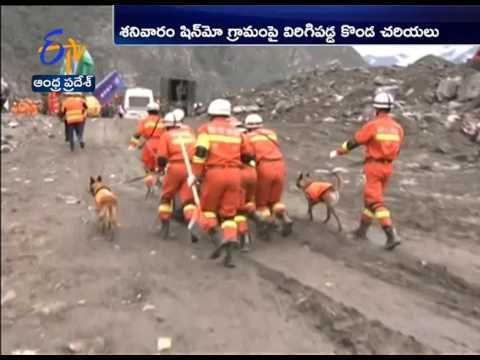 Hopes fade in China for 118 Still Missing Day After Landslide
