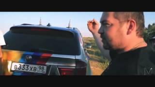 золотое BMW X5 Эрика Давидыча.