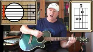 Love Potion Number 9 - The Clovers / The Searchers - Guitar Lesson