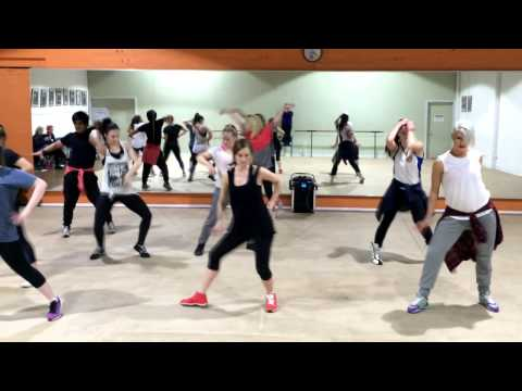 Timmy Trumpet -THE BUZZ Class Choreography