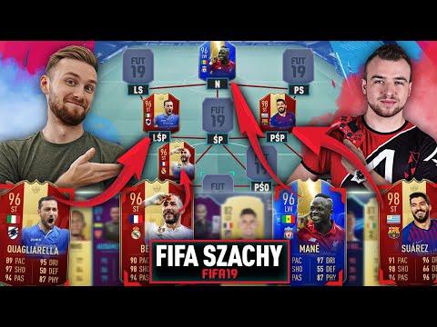 MEGA MECZ O WIELKĄ STAWKĘ! FIFA SZACHY VS BEJOTT!   FIFA 19