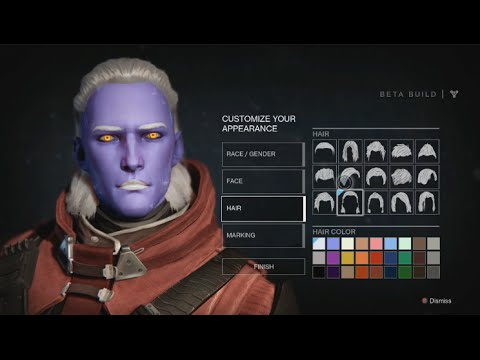 Destiny Beta Ep 1 Lets Create Our Character!