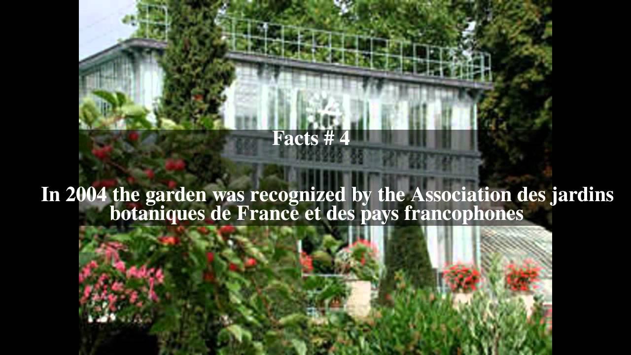 jardin des plantes de rouen top 6 facts - Jardin Des Plantes Rouen