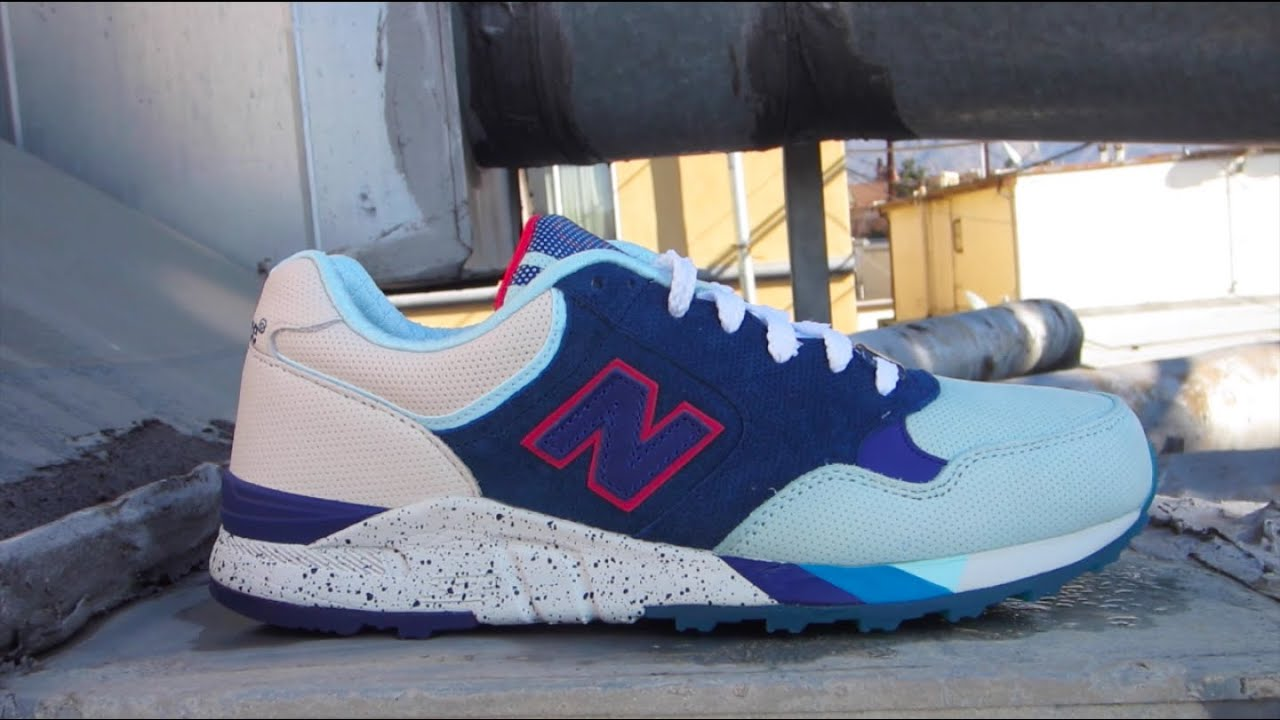 New Balance 850 Ronnie Fieg Brooklyn Bridge Review And On Feet