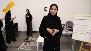 بالفيديو: طالبات إماراتيات يبتكرن محطة لشحن المركبات الهجينة والكهربائية آلياً