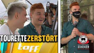 Tourette gegen ProSieben ! Jan zerstört Taff Interview | Gewitter im Kopf Live Making-Of