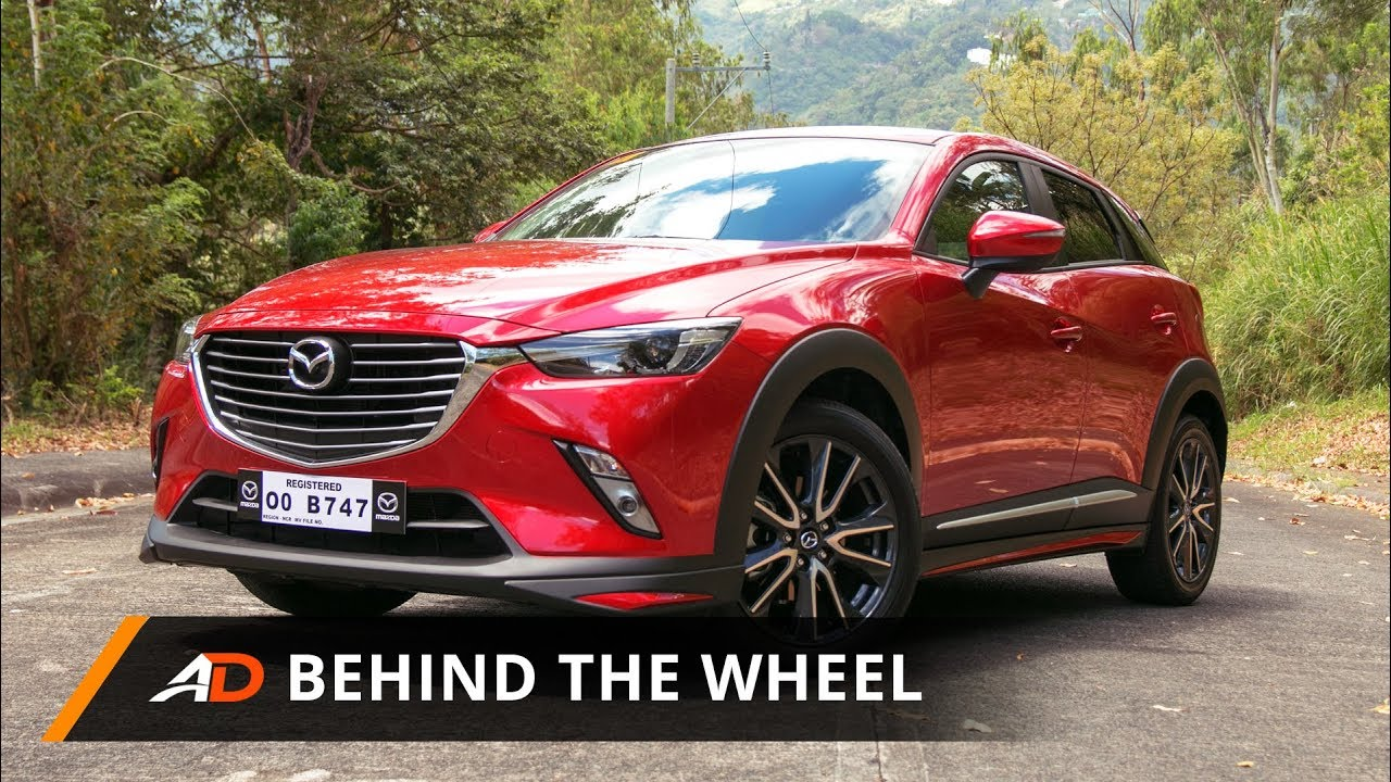 2018 Mazda Cx 3 2 0 Awd Activ Review