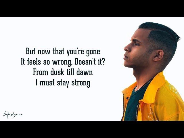 Bobby Priel - Stay Strong (Lyrics) 🎵