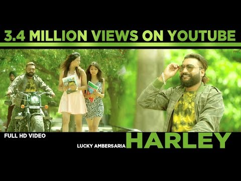 Harley - Full Video Song 2017 | Lucky Ambersaria | Latest Punjabi Songs 2017 | VS Records