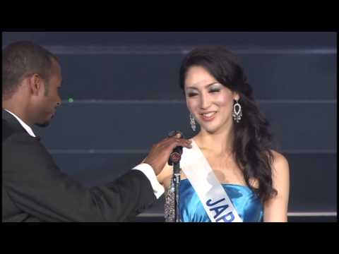 Miss International 2012 OKINAWA Part 3