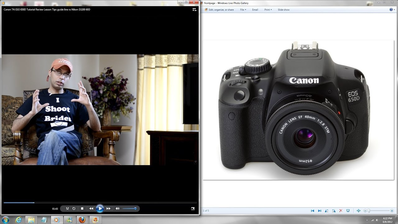canon t4i 650d specs new features and link of canon produced t4i rh youtube com Canon T4i Specs Canon T4i Specs