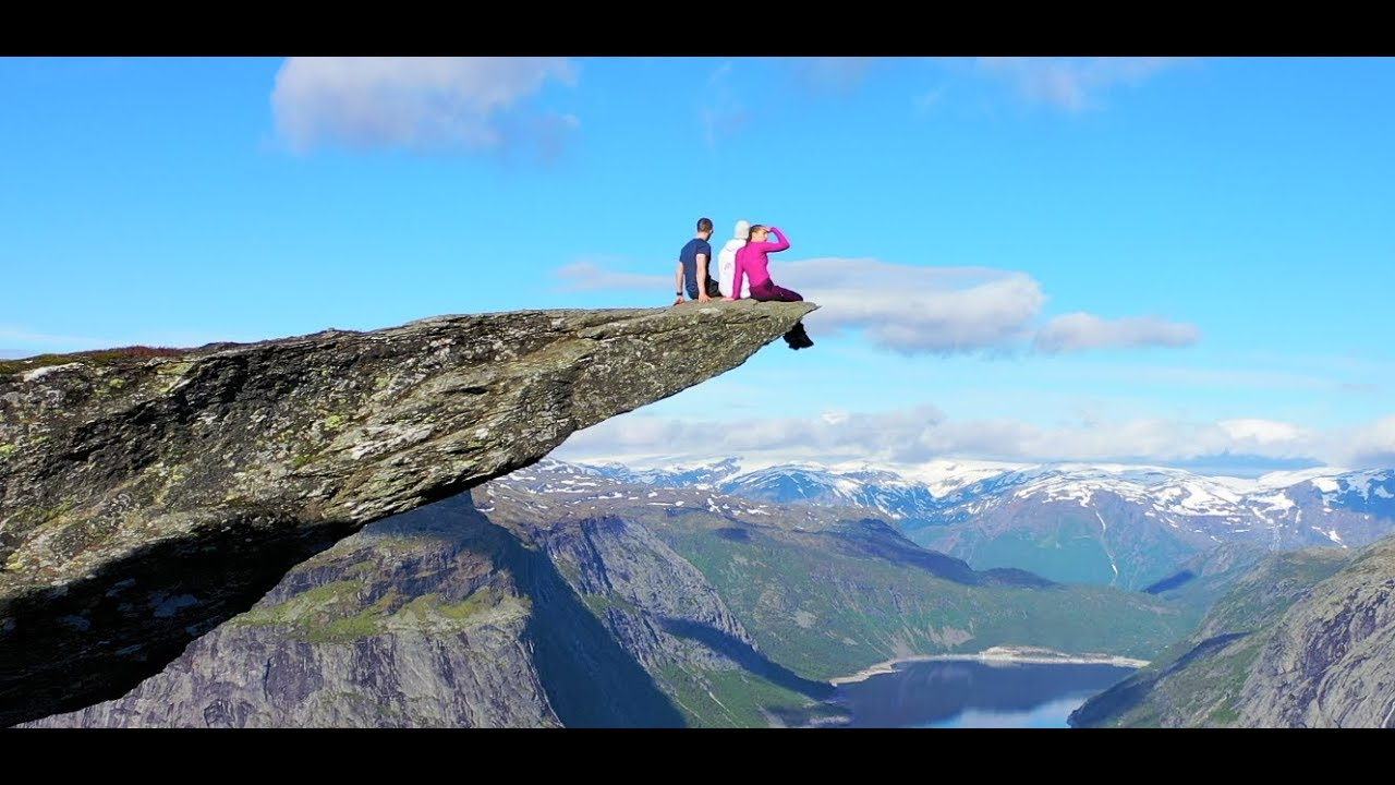 Trolltunga, Spectacular Norway 2019