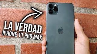 iPhone 11 Pro Max (El mas caro) ¿Es para tanto? | ANÁLISIS REAL