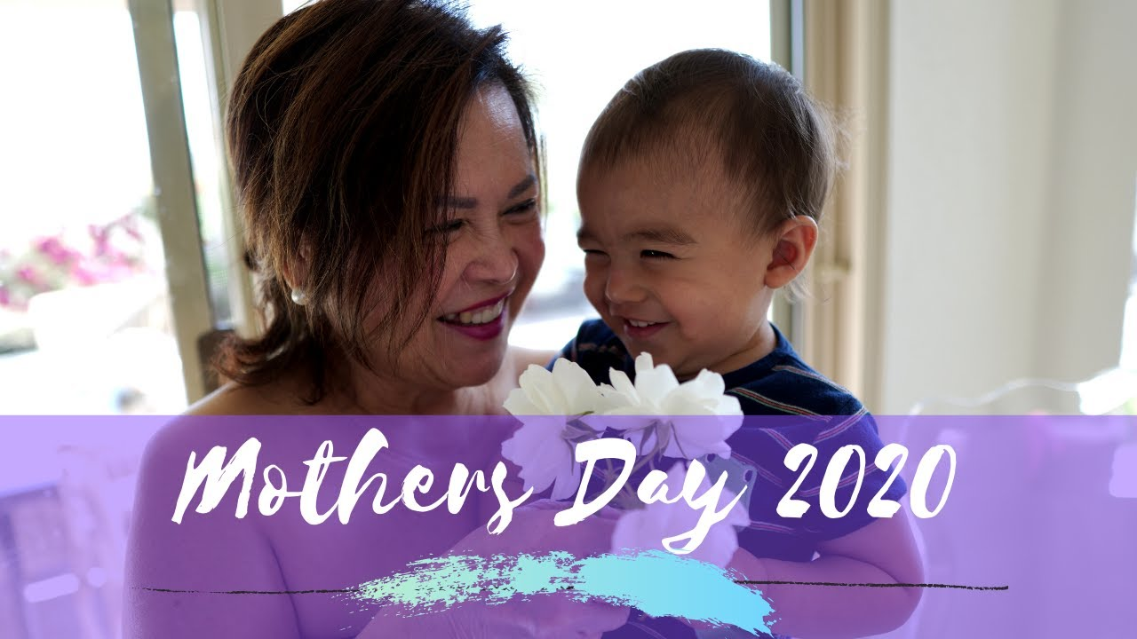 Mothers Day 2020 filmed with a Sony A6400