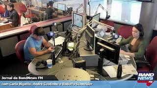 Jornal da BandNews FM - 03/07/2019