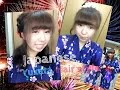 Japanese Yukata Hairstyle! ~Simple and cute~