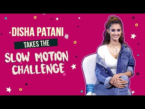 Disha Patani dances to popular Bollywood songs in slow motion | Bharat | Slow Motion Challenge Mp3
