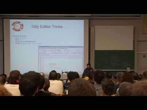 FOSDEM 2009 Reverse Engineering of Proprietary Protocols, Tools and Techniques