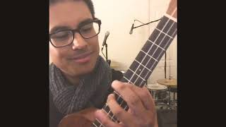 """Download (Ukelele+ Vocals Cover) """"Something"""" by The Beatles - Stephen Fin Jukebox"""