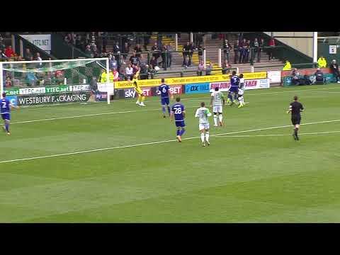 Highlights | Yeovil Town 2-0 Crewe Alexandra