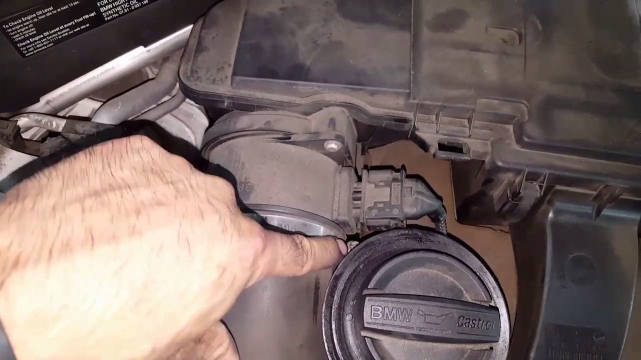 BMW X5 Diesel Codes P2621 P02CB Throttle Position Issue by
