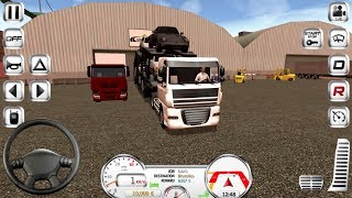 Euro Truck Driver Simulator #1 Let's Go to Bruxelles! - Android IOS gameplay