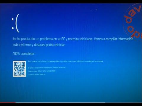 """SOLUCIÓN """"PANTALLA AZUL"""" en HP Compaq Series DC/PRO/ELITE"""