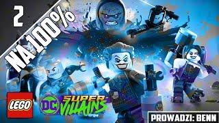 LEGO DC Super-Villains na 100% [#2] - Pokaz męskości