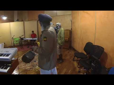 The Congos - Fisherman (Rehearsal) - 4K