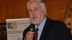Mayor Weiers  of Glendale AZ announces re-election plans .