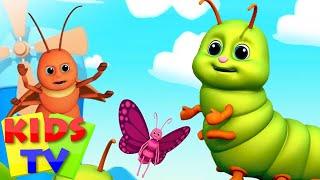 Bugs Песня Дошкольные видео Kids Tv Russia Детские стишки Мультики для детей