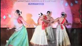 05 Group Kathak Bijuriya by Dr  Rekha Mehra President Urvash