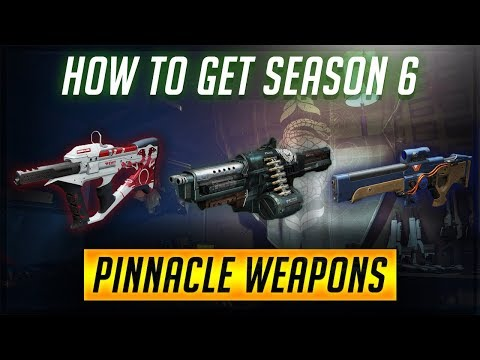 Destiny 2: Joker's Wild | How to get NEW Season 6 Pinnacle Weapons - Full Guide and Tips!! thumbnail
