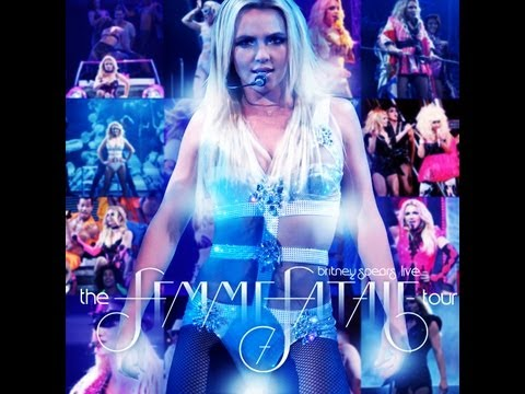 Britney Spears - Live: The Femme Fatale Tour (Blu-Ray)