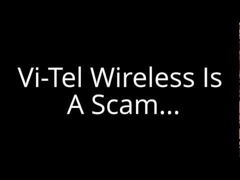 Vi-Tel Wireless Scam, Vitel Wireless Presentation, Vitel Business Opportunity