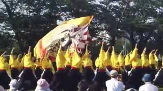 秋田大学よさこいサークル よさとせ歌舞輝さん、青森県十和田市で行われ...